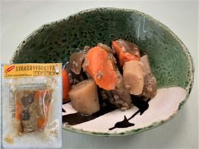 岩手県産乱切り牛蒡のピリ辛煮
